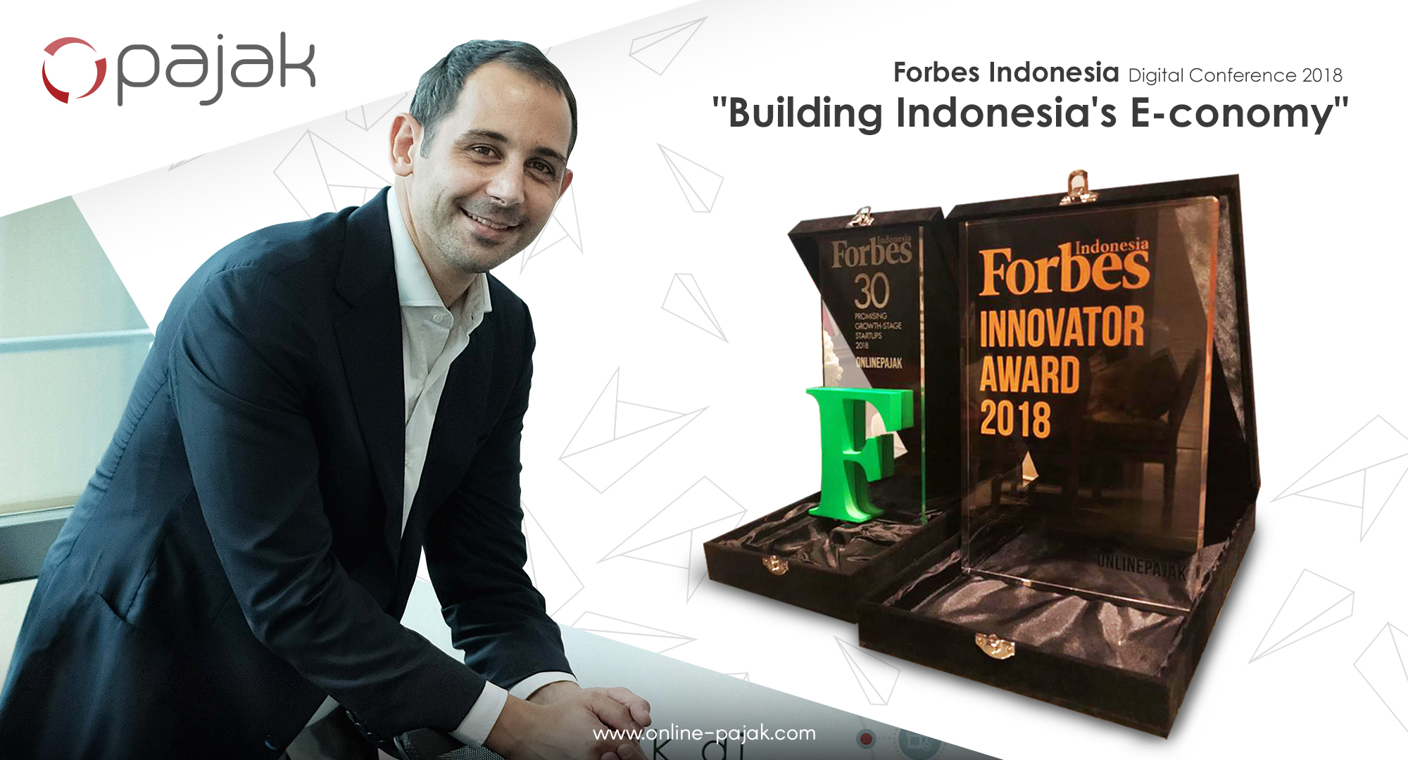 OnlinePajak Forbes Indonesia