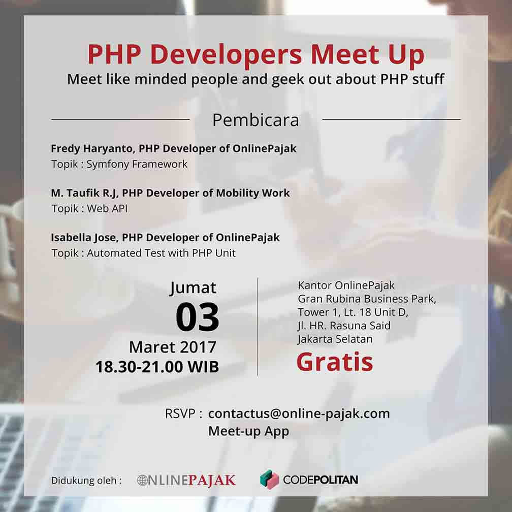 php-developers-meet-up